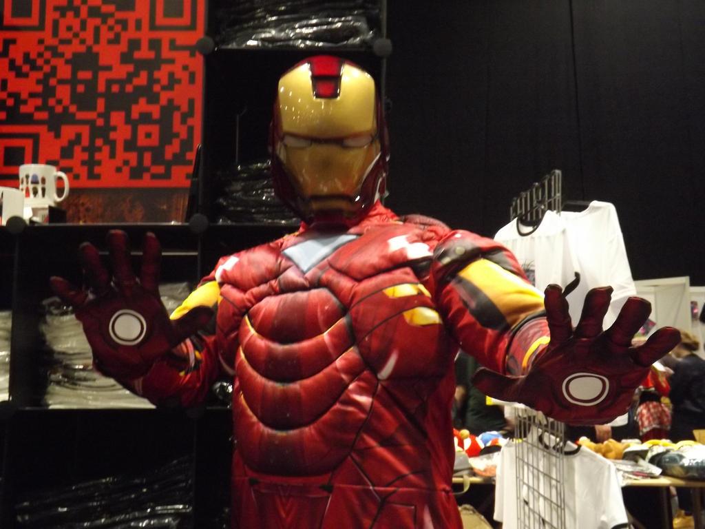 Iron Man Cosplay by Collioni69