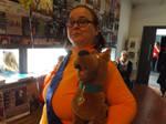 Velma (Scooby Doo) Cosplayer