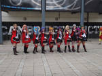 AKB0048 Cosplayers