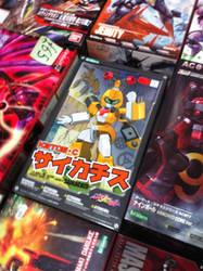 Meta-Bee Gundam Kit by Collioni69