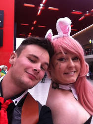 Me and BattleBunnyBeth