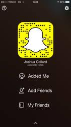 Snapchat ID by Collioni69