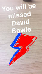 We Will Remember Bowie