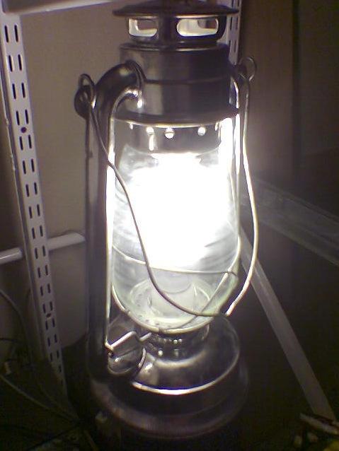 Electric Hurricane Lantern By SammyIAm ...