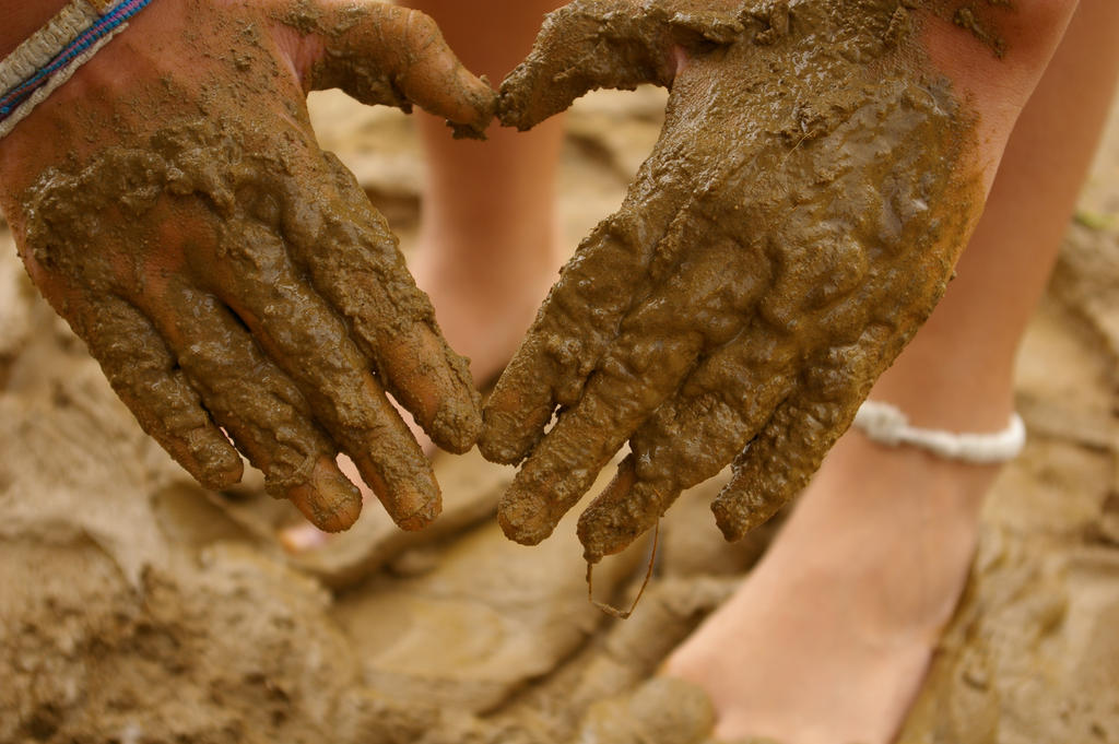 mud is love 1 by give-peace-a-dance