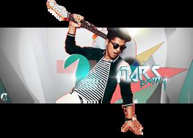 Bruno Mars by mattH27