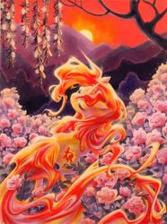 Sunset Shimmer by fleebites