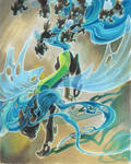 Chrysalis and the Changelings