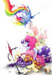 Pony Pile