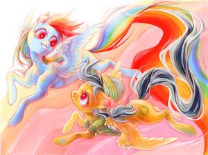 Rainbow Dare!