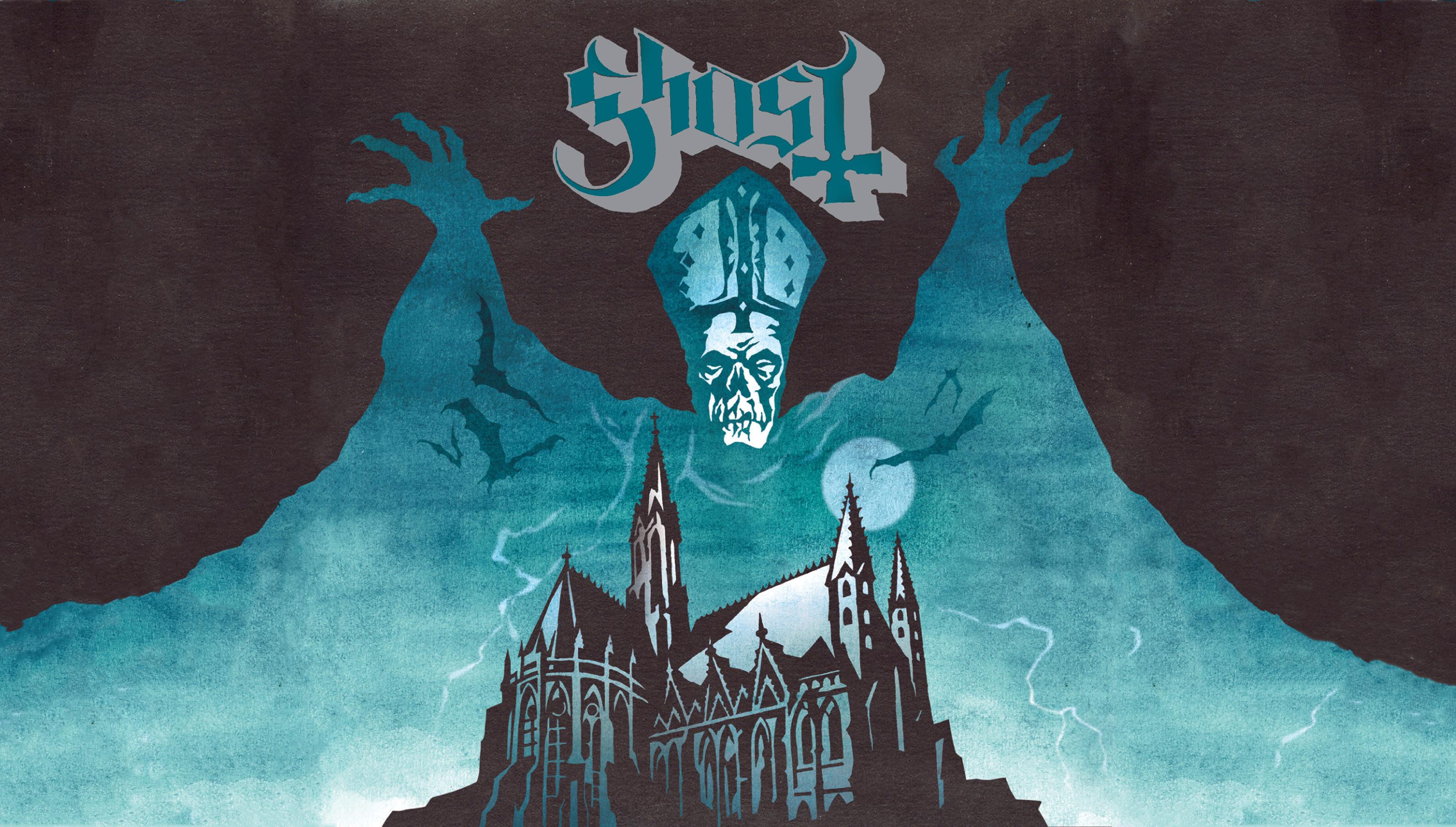 Ghost Wallpaper By Kwinten