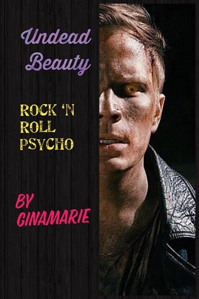 Undead Beauty/Rock 'n Roll Psycho - book cover