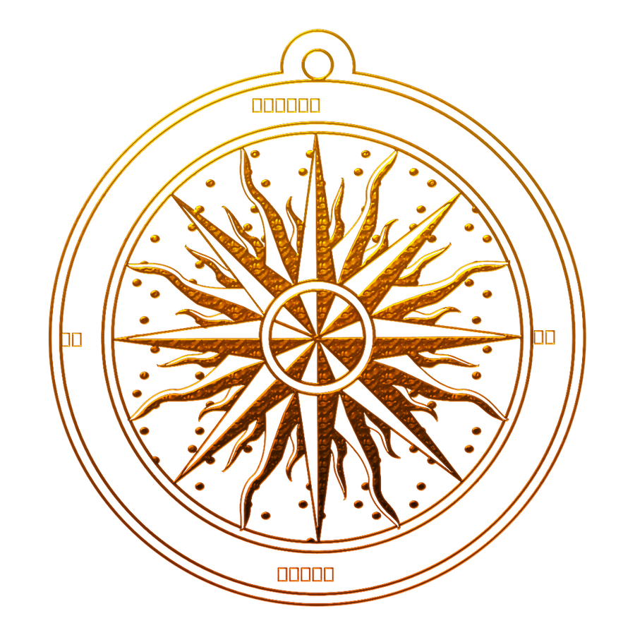 Compass Rose Kid Definition