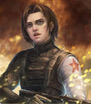 Bucky-Winter Soldier