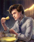 Fishfingers and Custard_Doctor Who 11th
