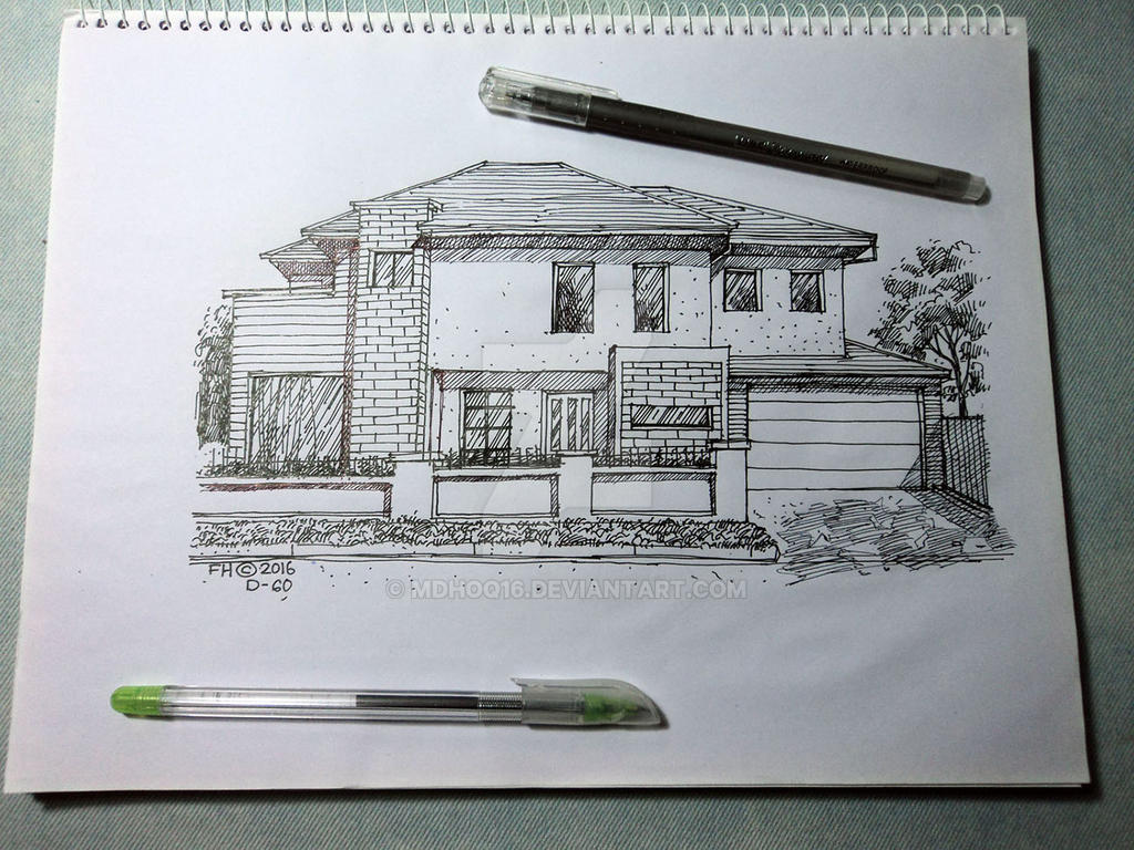 Architectural drawing 60 by mdhoq16 on deviantart Full size architectural drawings