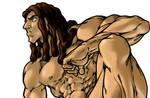 Tarzan new work colo