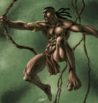 Jungle blind King