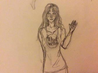 Maddy Ellis by FantasyMusicWarrior