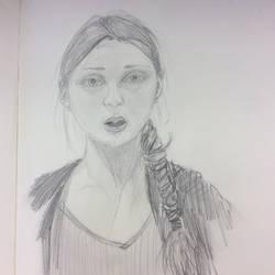 A portrait  by FantasyMusicWarrior
