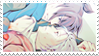 Stamp + Nezumi and Sion +
