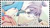 Stamp + Nezumi and Sion + by hinashippu
