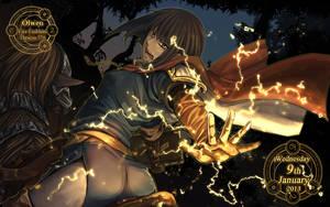 Fire Emblem: Thracia776 by carlmary