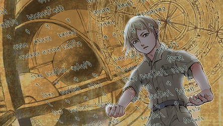 Vocaloid Len by carlmary