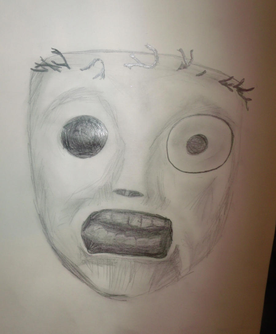 Corey Taylor 2013 Mask