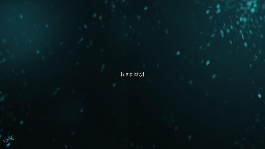 Simplicity by Eclipse-CJ3