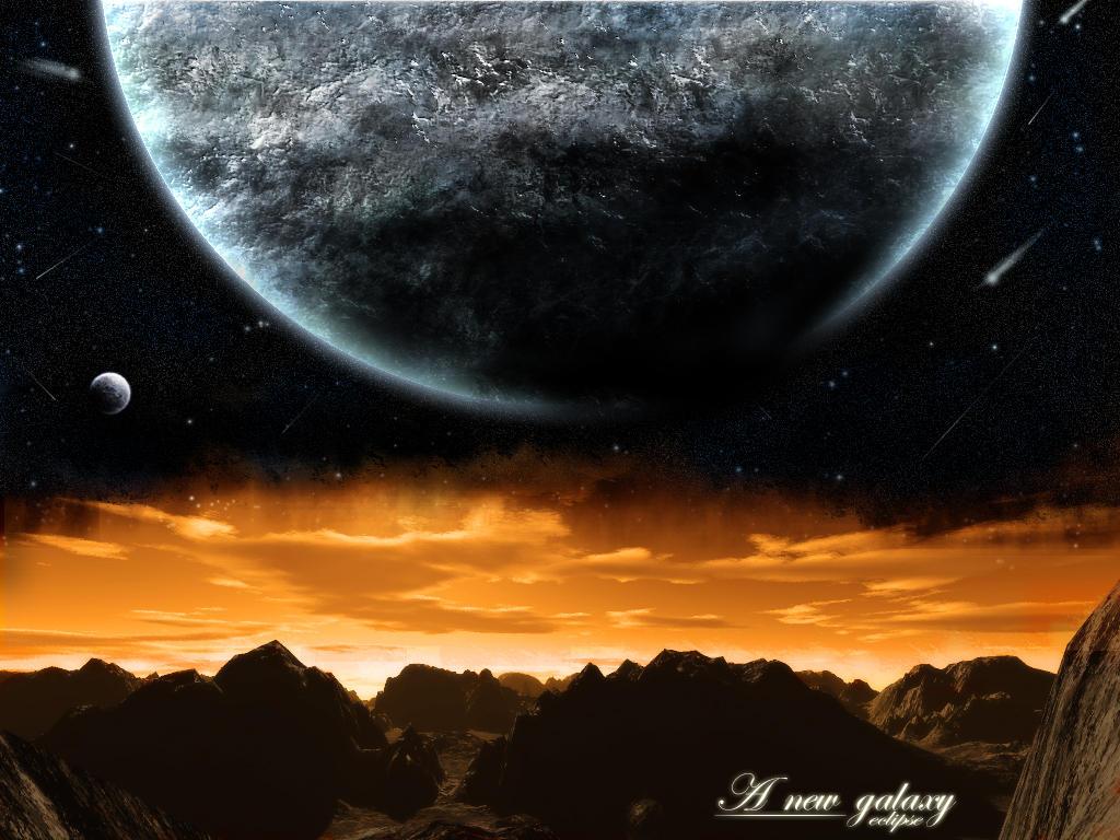 A new galaxy by Eclipse-CJ3