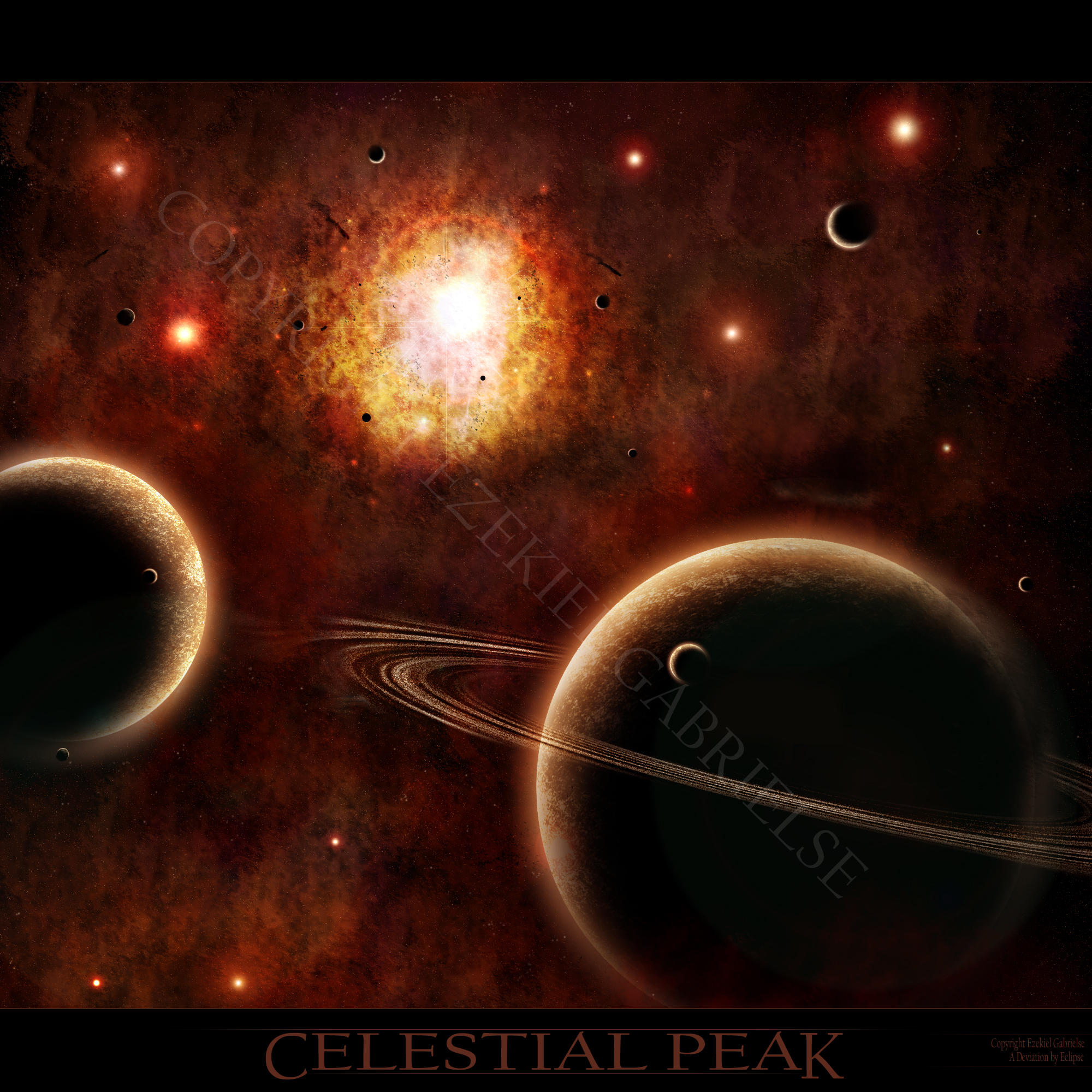 Celestial Peak by Eclipse-CJ3
