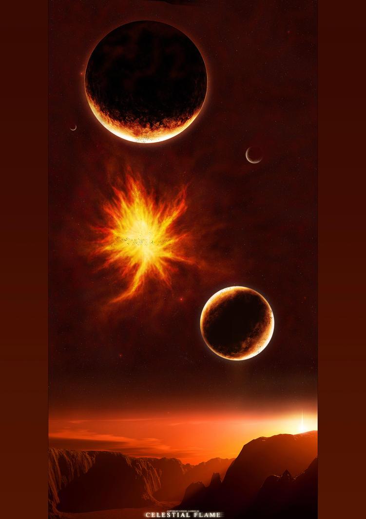Celestial Flame by Eclipse-CJ3