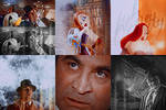 Who Framed Roger Rabbit Icons by elizacunningham