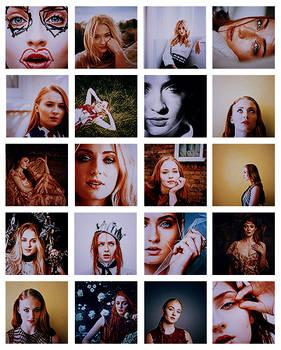 Sophie Turner Icons