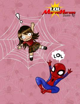 Lol Spiderman