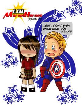 LoL Captain America