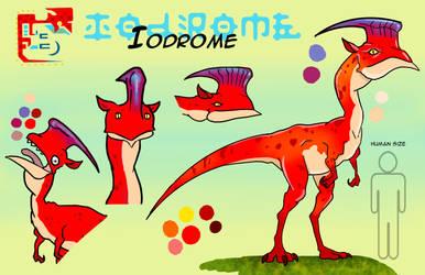 Iodrome character sheet
