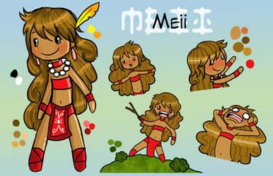 Meii character sheet