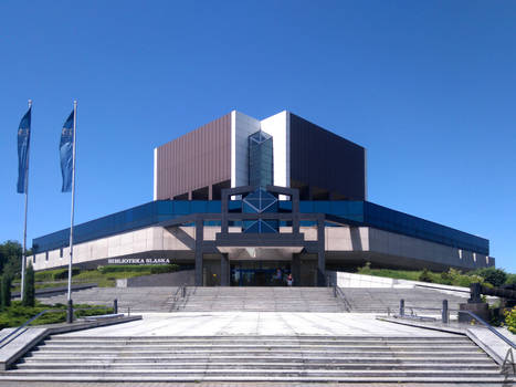 Silesian library