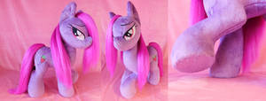 Wet Mane Prancing Berry Punch Plushie for sale by Zooher-Punkcloud