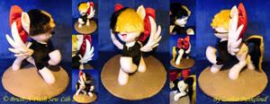 Songbird Serenade Custom Plush Sculpture Auction