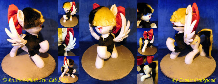 Songbird Serenade Custom Plush Sculpture Auction