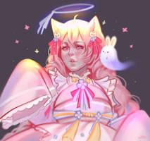 Character Eikyrona  by 8Hotaru8