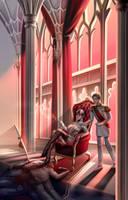 Artwork for zumidraws contest ~ by 8Hotaru8