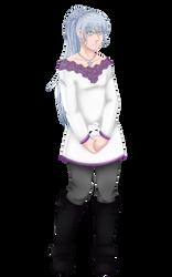 [Digimonde RP] - Design Fiche - Leina et Snow by TitePriscii