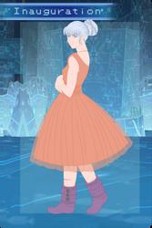 [Digimonde RP] - Meme Event Inauguration - Leina by TitePriscii