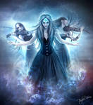 GHOST OPERA by intano