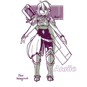 Auri - The Main Protagonist