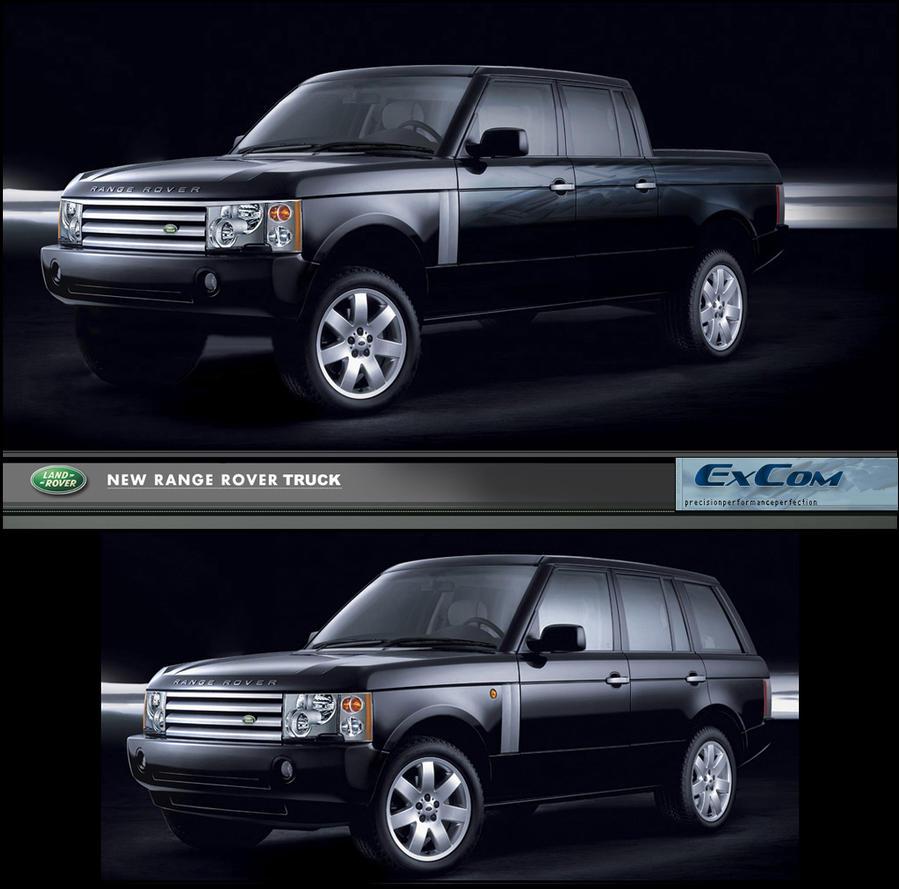 2004 LR Range Rover Truck by ExCom on DeviantArt